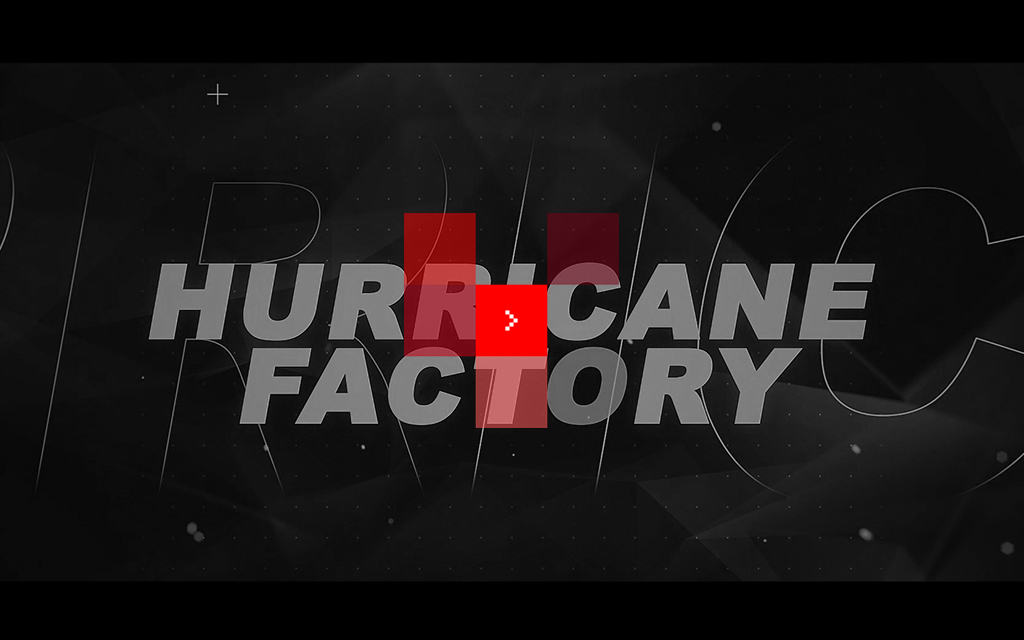 hurricane factory - reklamne video